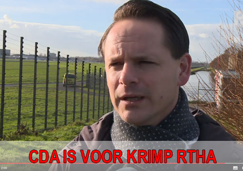 CDA is voor krimp RTHA